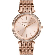 Michael Kors Darci Ladies Watch MK3192 Rose Gold New with Tags