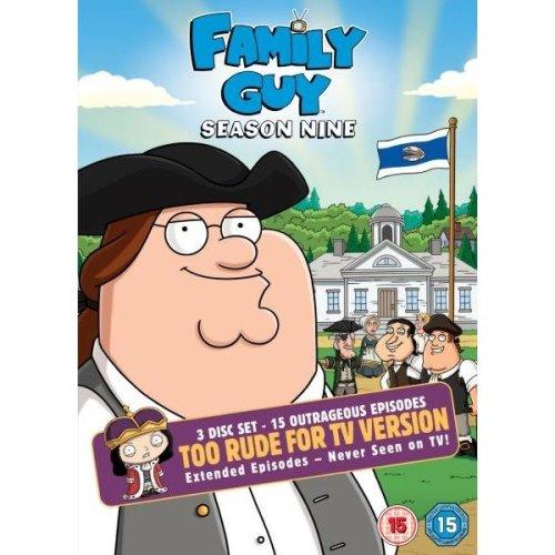 Family Guy Season 9 DVD [2010]