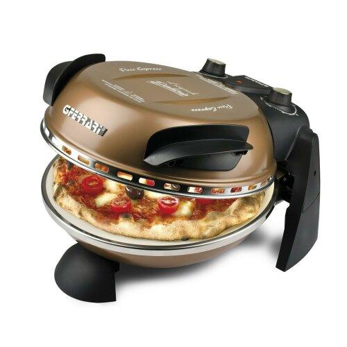 Delizia pizza maker pizza oven Italy pizza ready in 3 minutes 400 ° C copper edition