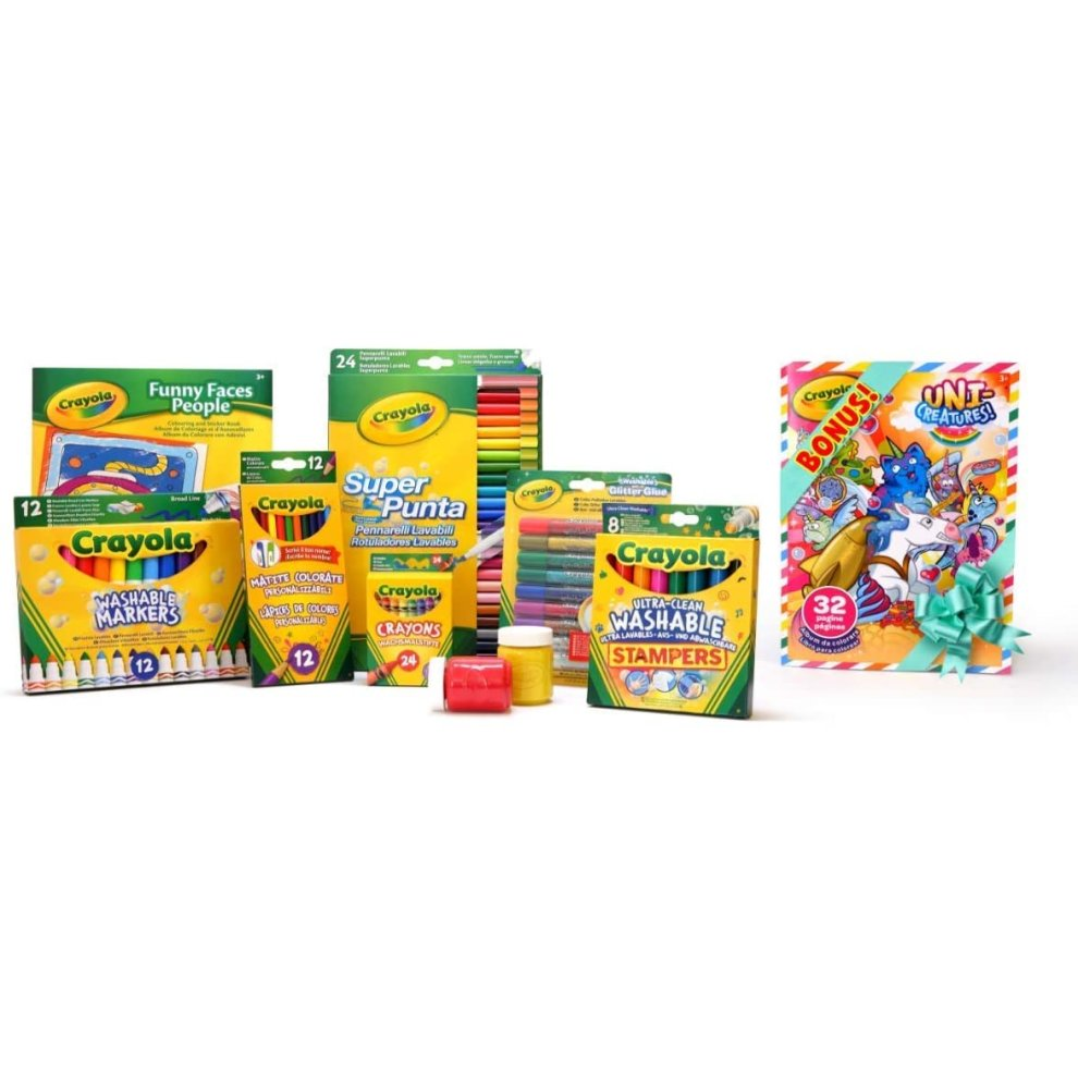 Gift for Kids Back to School Priority Shipping Birthday Kids Crayon Gift -Easter Basket Gift Crayons DIY Kit Diy Crafts