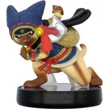 Nintendo Amiibo Monster Hunter Rise - Palico For Nintendo Switch NS
