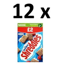12 x Nestle Shreddies Original Cereal 700g FULL CASE BBE 31/03/21 CHEAP BARGAIN
