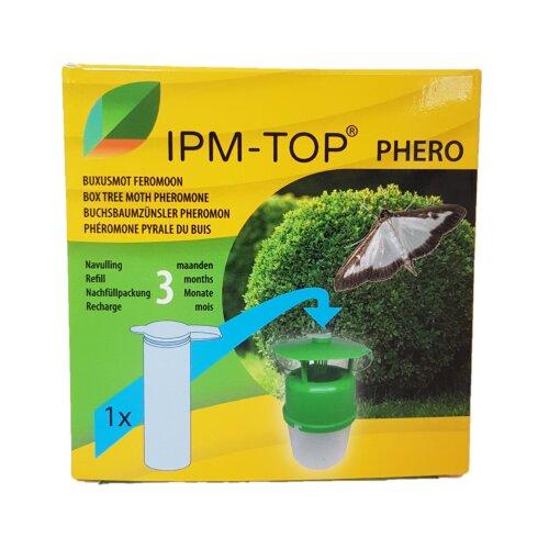 (One) IPM-TOP Phero Box Tree Moth Pheromone 3-Month Refill