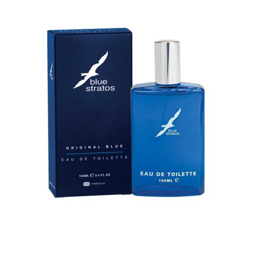 Blue Stratos Eau de Toilette Spray 100ml