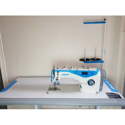 Jack A4 Fully Automatic Industrial Sewing Machine Thread Trimmer & AFL