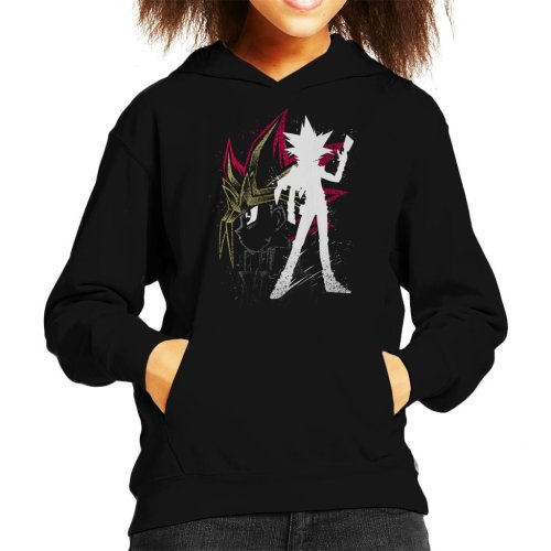 Inking Yugi Yu Gi Oh Kid's Hooded Sweatshirt