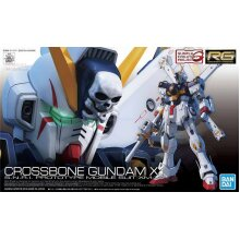 Crossbone Gundam X1 RG 1:144 Scale Model Kit by Bandai