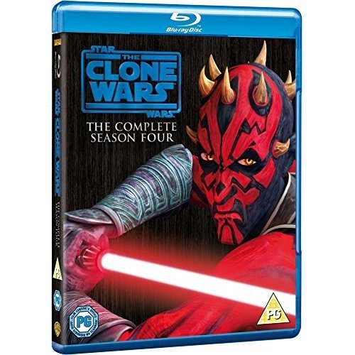 Star Wars - the Clone Wars - Season 4