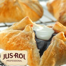 Jus Rol Frozen Puff Pastry Grundy Sheets - 12x500g