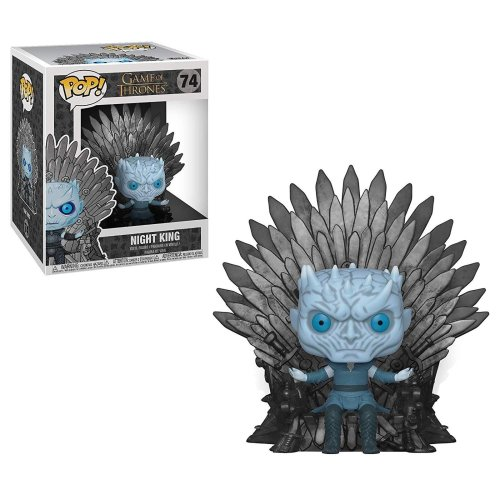 Funko Pop! Game Of Thrones Knight King Sitting On Throne Vinyl Figure #74