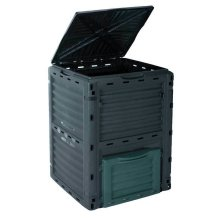 GEEZY Eco-Friendly Garden Compost Bin - 300L