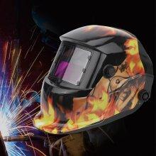 Solar Power Auto Darkening Electro welding Helmet Mig Welders Grinding