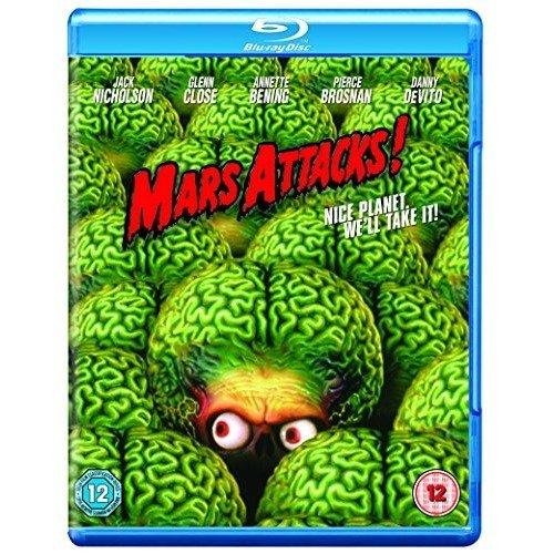 Mars Attacks! Blu-Ray [2010]