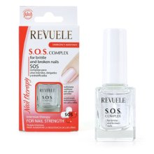 Revuele S.O.S Complex for Brittle & Broken Nails Nail Therapy 10ml