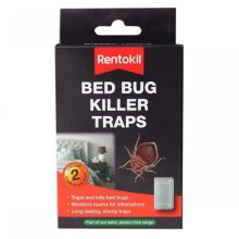 Rentokil RKLBB01 Bed Bug Killer Traps