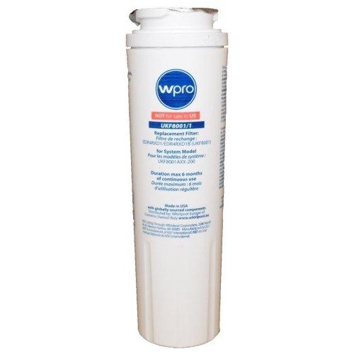 Maytag GC2225GEKB and GC2227HEK3 Fridge Water Filter Replacement UKF8001/1