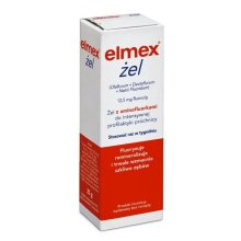 ELMEX GEL EFFECTIVE FIGHT WITH CARIES 25G