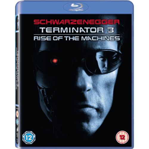 Terminator 3 - Rise of the Machines Blu-Ray [2009] - Used