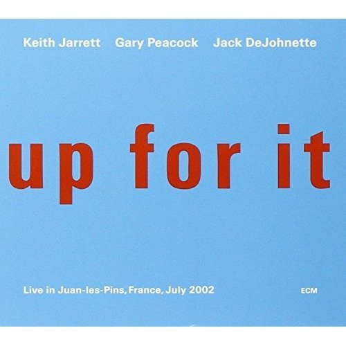 Keith Jarrett - Up for It [CD]