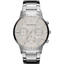 Emporio Armani AR2458 Men's Watch Wristwatch, New with Tags