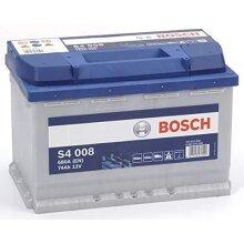 Bosch S4 Car Battery Type 096