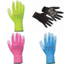 Portwest PU Palm Coated Gloves (A120) / Workwear