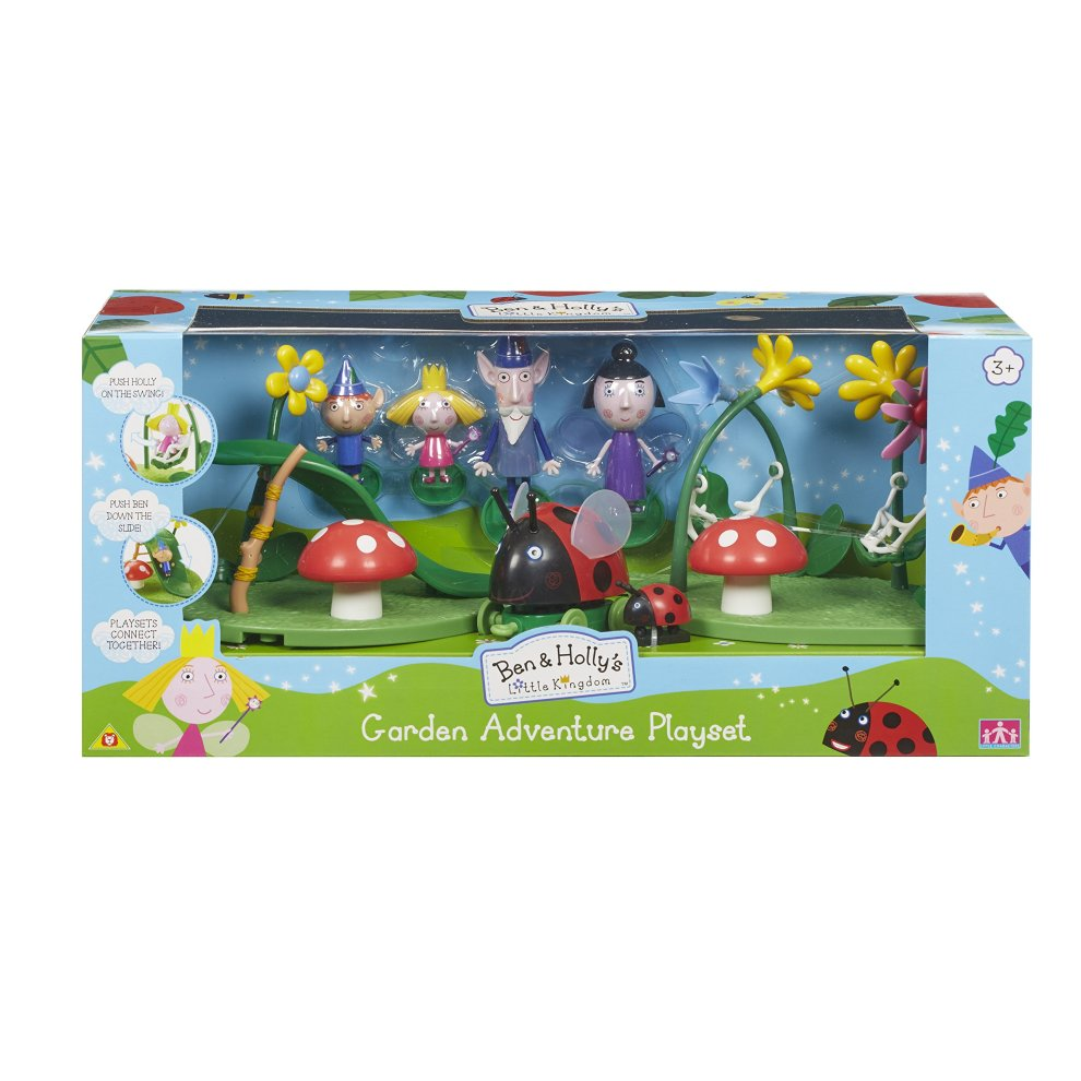 Ben  Holly 05835 Garden Adventure Playset