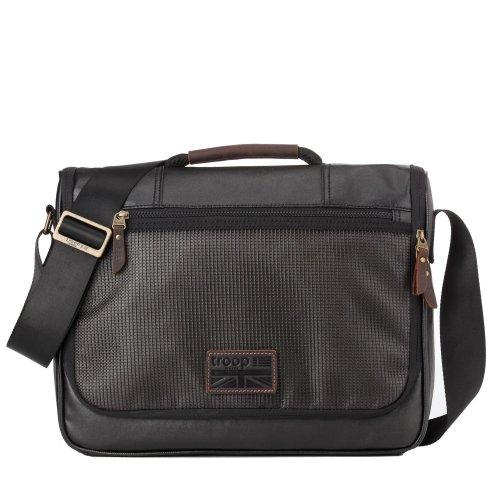 TRP0460 Troop London Classic Canvas Messenger Bag   Buy Bags Online   Canvas Messenger Bags   leather canvas backpack
