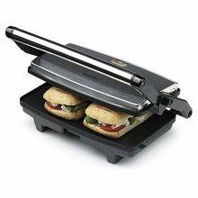 Breville VST049 Silver 2 Slice Sandwich & Panini Press