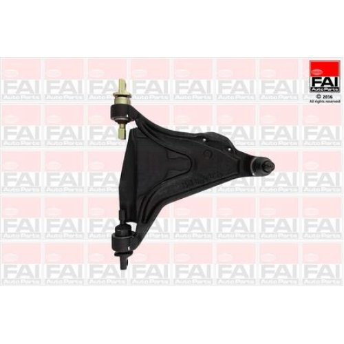 Front Right FAI Wishbone Suspension Control Arm SS1231 for Volvo C70 2.0 Litre Petrol (12/99-03/06)
