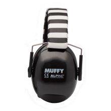 Alpine Ear Muffy Ear Protection for Children, Black