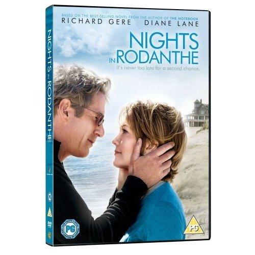Nights In Rodanthe DVD [2009]