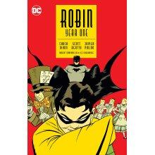 DC Comics Robin: Year One Eng Hardback Book