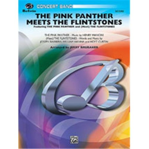Alfred 00-CB9930 PINK PANTHER MEETS FLINTSTONES-CB