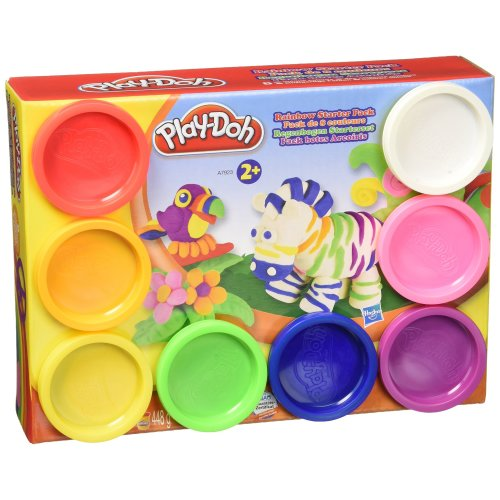 Hasbro A7923 Play doh - Rainbow pack