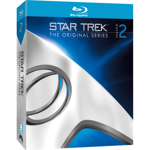 Star Trek - Original Season 2 Blu-Ray [2009]