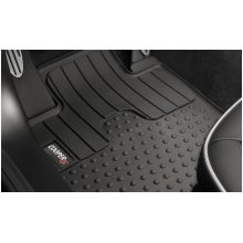 MINI Genuine Cooper S All Weather Front Floor Mat Set For R55 R56 R57 R58 R59 51472243917