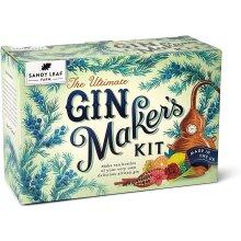 Ultimate Gin Maker Kit Make Ten Big Bottles Of Your Own Gin Gift Idea