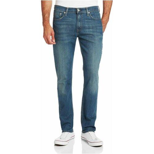 LEVIS 511 Slim Fit Stretch Denim Riveted Jeans