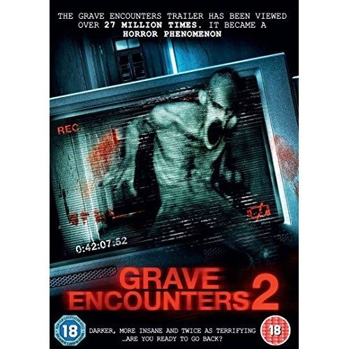 Grave Encounters 2 Blu-Ray [2013]