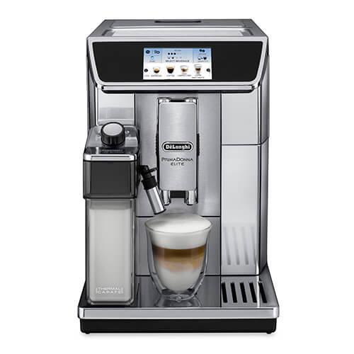 Delonghi ECAM650.85.MS Primadonna Elite Experience Coffee Machine