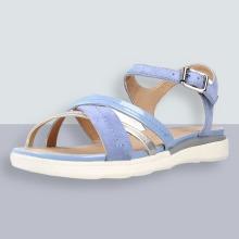 Geox Women's D Vega a Ankle Strap Sandals