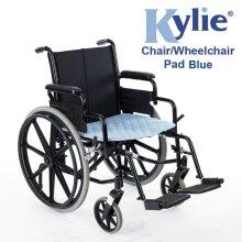 Kylie Chair Pad, 50cm x 50cm, Blue