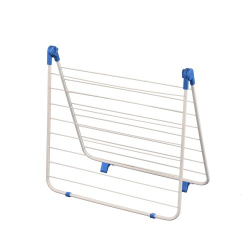 Oypla Over Bath Clothes Laundry Airer Drying Rack Washing with 10m Drying Space