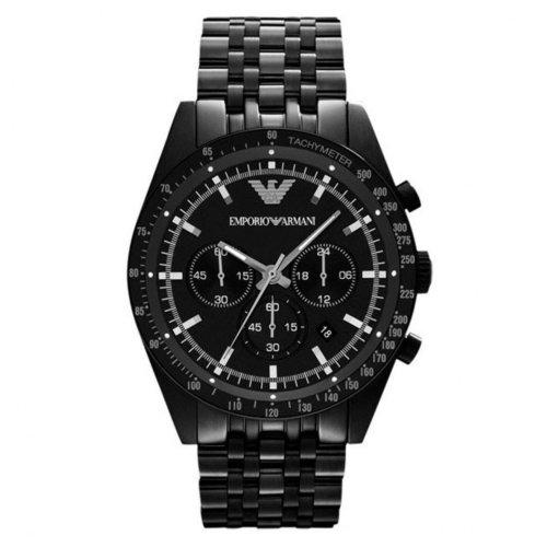 Emporio Armani Sportivo Men's Chronograph Tachymeter Watch AR5989