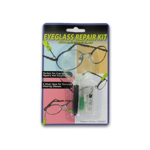 Bulk Buys GC021-48 Eyeglass Repair Kit - Pack of 48