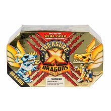 Treasure X Gold Dragons Pack Series  - 1 Supplied