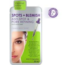 Skin Republic Spots + Blemish Anti-Spot & Pore Refining Face Mask Sheet