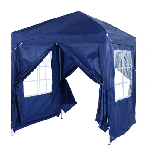 Outsunny 2m x 2m Garden Pop Up Gazebo Marquee