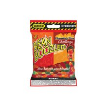 Jelly Belly Bean Boozled Hot Chilli Sweets Flaming Five Challange 54g